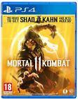 Mortal Kombat 11 -- Standard Edition (Sony PlayStation 4, 2019)
