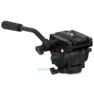 701HDV-W-501PL-QR-Plate-Pro-Fluid-Video-Lightweight-Head-for-Manfrotto-Tripod