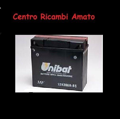 BATTERIA MOTO SCOOTER UNIBAT 12N20AH BMW R1100R, GS, LT, RS, RT