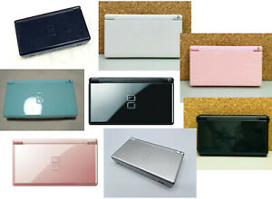 Nintendo DS Lite console English / Various 7 colors / Good / Battery charger