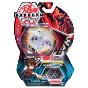 BAKUGAN Core 1 Pack nillious NUOVO
