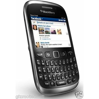 Blackberry Curve 9320 Black