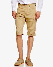 New Jack and Jones Men's Morgan Cornstalk Long Denim Shorts Size XL RRP£35