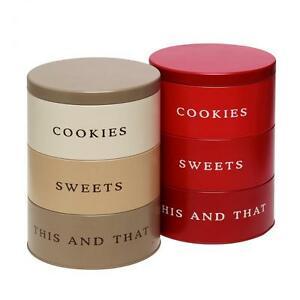 Stackable Cake Tins