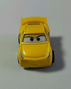 DISNEY-PIXAR-CARS-DIE-CAST-MINI-RACERS-Thomasville-Cruz-Ramirez-45-NEW