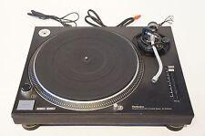 Technics SL-1200 mk3 Black DJ Turntable SL-1200MK3 Worldwide Shipment