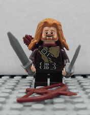 LEGO Hobbit - Fili der Zwerg - Figur Minifig Dwarf Herr der Ringe LOTR 79001