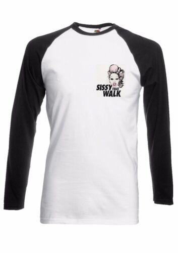 Rupaul Sissy That Walk Pocket Men Women Long Short Sleeve Baseball T Shirt 1976