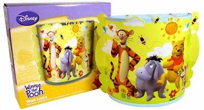 Winnie Pooh Kinder LampeWandleuchte Leuchte Original Lizenzware von Disney