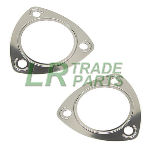 PAIR - ESR3737 1998-2004 LAND ROVER DISCOVERY 2 TD5 EXHAUST PIPE GASKETS X2