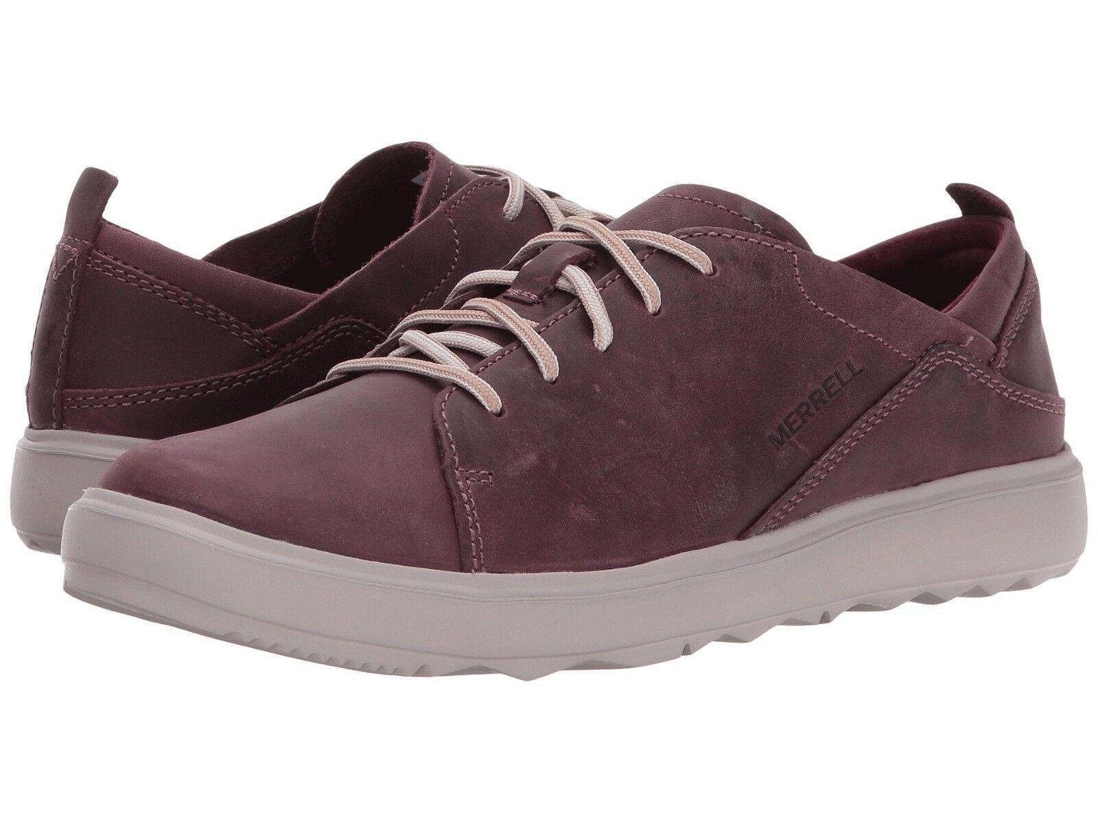Nuevo Mujer Merrell alrojoedor de la ciudad Antara Encaje Huckleberry Zapatos J01536