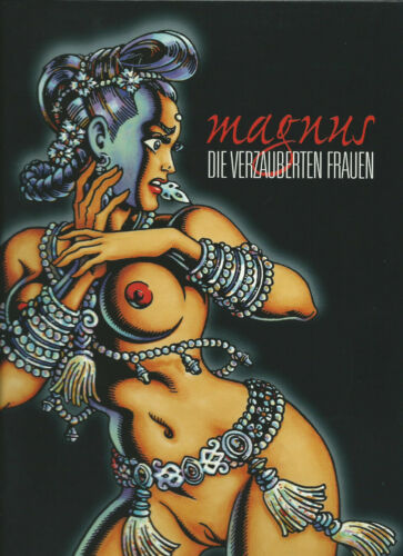 84 Erotische Märchen von Magnus Schwermetall Bd Die verzauberten Frauen**neu