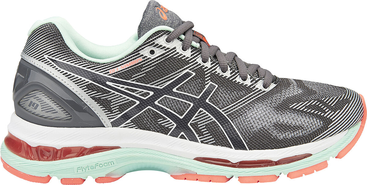 NEW Asics Gel Nimbus 19 Leather Womens shoes (2A) (9701)