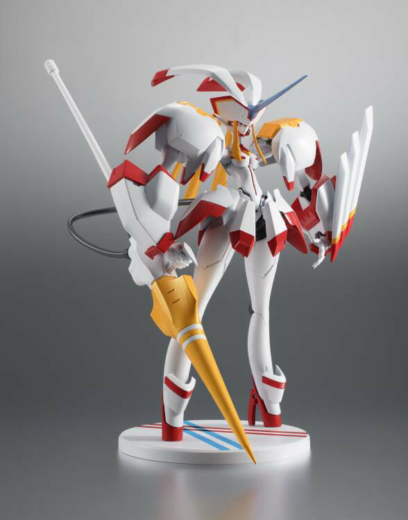 BANDAI Darling in the Franxx Robot Spirits Side Franxx Strelizia 16 cm