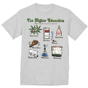 4b95373f7 funny pot shirt weed cannabis 420 tee shirts for men pot leaf stoner ...