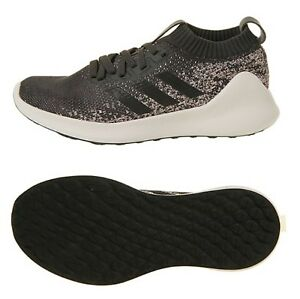 d5cb5726d59 Adidas Women Pure-bounce + Shoes Running Gray Casual Boot Sneakers ...