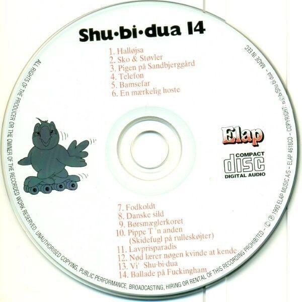 Shu•bi•dua - Shu-bi-dua - Shu bi dua: Shu•bi•dua 14, rock