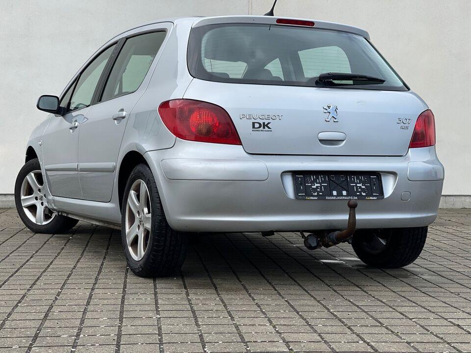 Peugeot 307, Diesel, 2005
