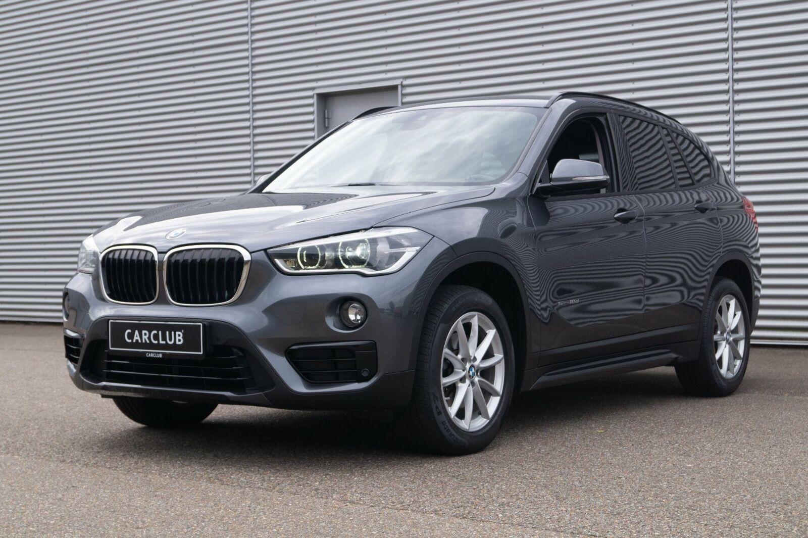 BMW X1 2,0 sDrive18d aut. 5d - 309.900 kr.