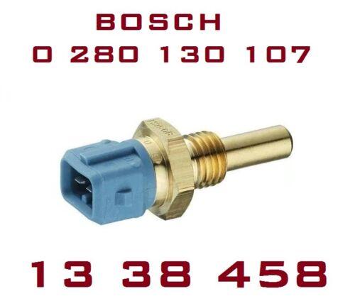 Opel Bosch sensor de temperatura Opel Corsa B 1.2i 1.4si 1.4i 1.4i 16v 1.6 16v Org