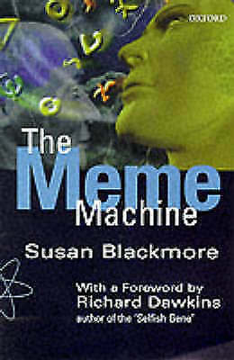 1 of 1 - The Meme Machine-ExLibrary