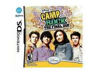 Camp Rock 2: The Final Jam For Nintendo Ds on sale