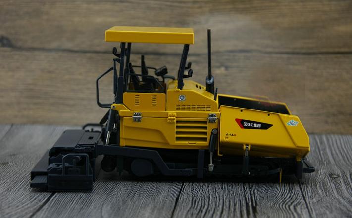 Jantes en Alliage 1 35 Die-casting Ingénierie Modèle du véhicule XuGong RP1256 Pave