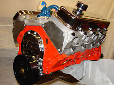 454/525HP High Perf Big Block Crate BB engine with Aluminum heads