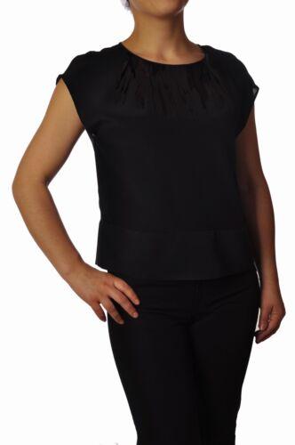 femmes noires Pepe Patrizia 3752628a184720 Blouses pour 1tUqAw