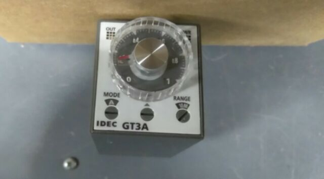 IDEC GT3A-4AD24 Used GT3A4AD24