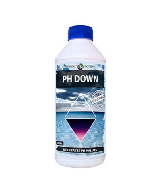 Profesor ph Down 1L libre de productos químicos orgánicos ajuste de pH