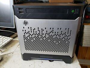 HP ProLiant MicroServer TPS-W003 Gen8 - 16GB RAM -  NO HARD DRIVES - G1610T 2.30