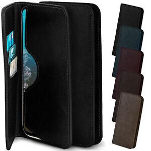 Handy Tasche für Samsung Galaxy S2 Handyhülle Book Case Voll Schutz Klapp Hülle