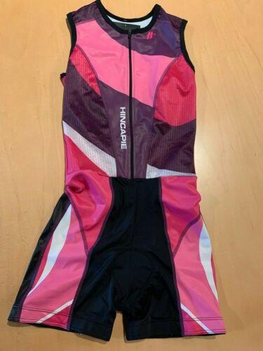 Hincapie Women/'s Fluid Plus Triathlon Skin Suit