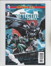 DC Comics! Batman Detective Comics! Issue 1! The New 52!