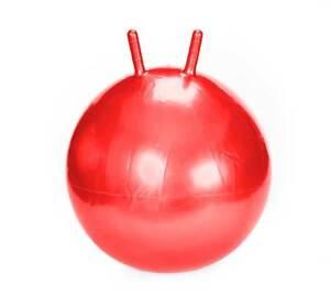 """Spartan Hüpfball in 45cm, rot. Sitzball (1037) Springen und """"sportlichen"""" Bewegu"""
