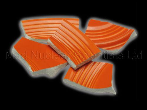 CONTATORE Geiger controllo origine 000002 URANIO Glaze Pottery