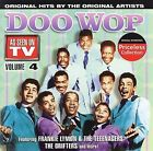Doo Wop as Seen on TV, Vol. 4 by Various Artists (CD, May-2007, Collectables)