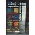Social Psychology and Organizations by Taylor & Francis Ltd (Paperback, 2012)