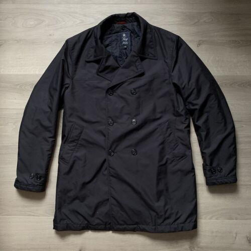 Fay Men's Nylon Trench Coat Jacket Size:XXL