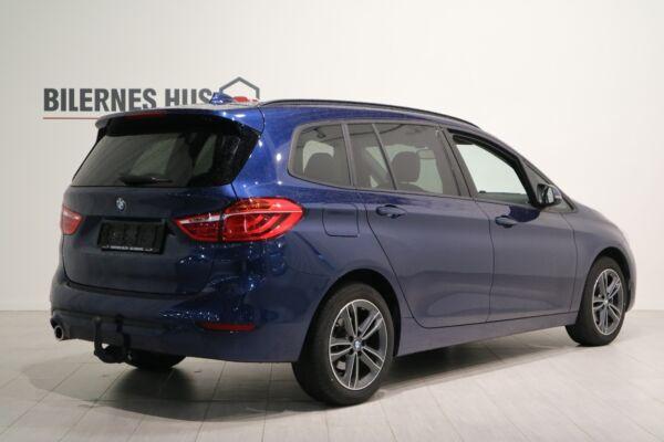 BMW 216i 1,5 Gran Tourer Sport Line 7prs - billede 1