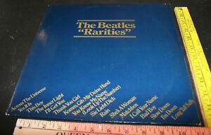 The-Beatles-Rarities-EMI-Holland-Import-1A-038-06867