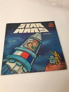 STAR-WARS-THE-KID-STUFF-REPERTORY-COMPANY-LP-VINYL-RECORD-RARE-EX
