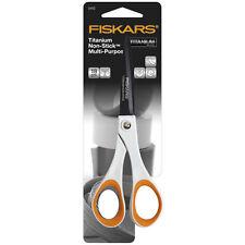 Fiskars Titanium Non Stick 18cm Scissors