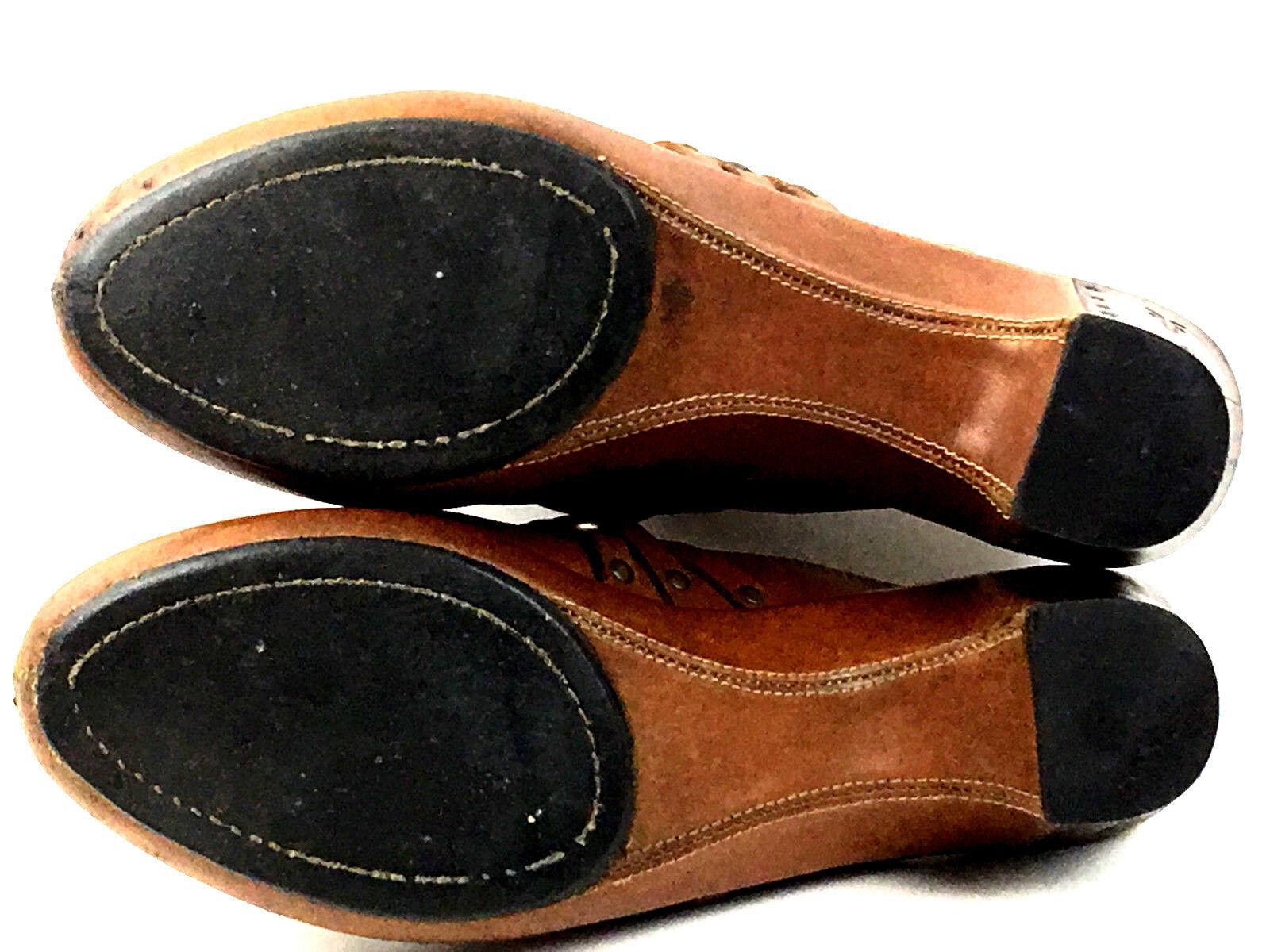 Frye 70121 Women's Clogs Mules Brown Size US.9 UK. UK. UK. 7 EU. 39-40 5d52c6