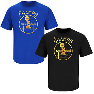 promo code 5f9e1 4d24b Details about Golden State Warriors Champions Men's T-Shirt