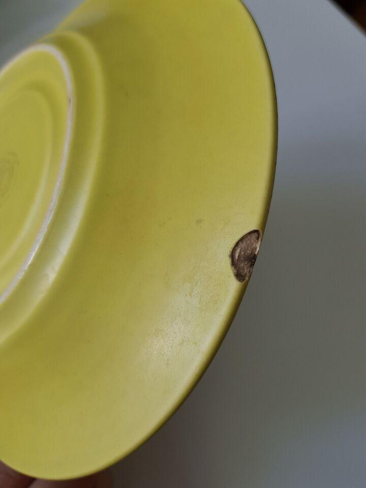 Keramik, Underkop, Kronjyden