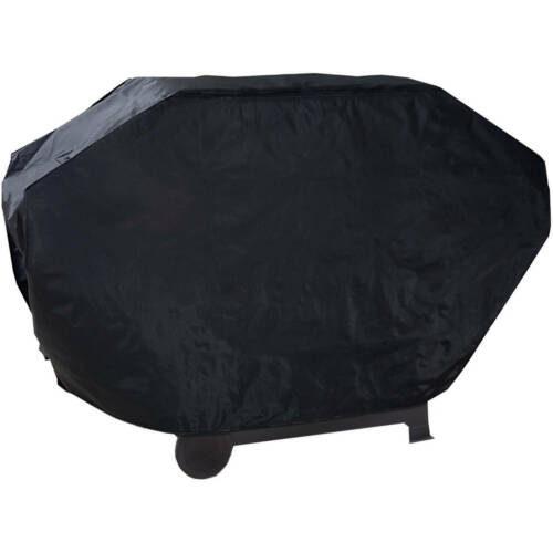 Backyard Grill 55-Inch Weather-Proof Grill Cover 5255A PVC-free Black