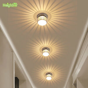 Details About Led Lights Corridor Living Room Ceiling Lamp Embedded Spotlights Lighting