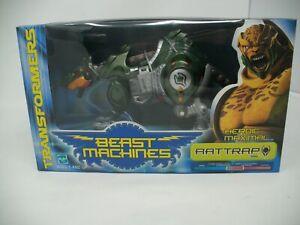 1999-HASBRO-Transformers-Beast-Machines-Rattrap-Heroic-Maximal-MISB